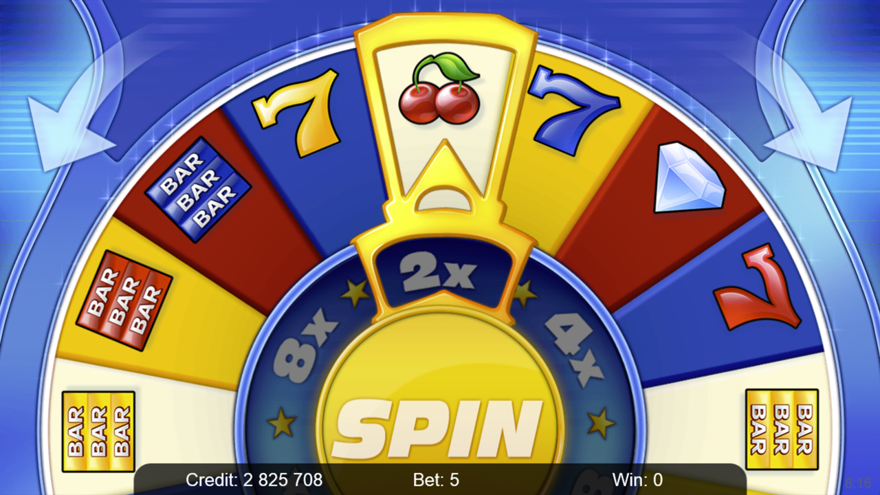 9 STARS Wheel
