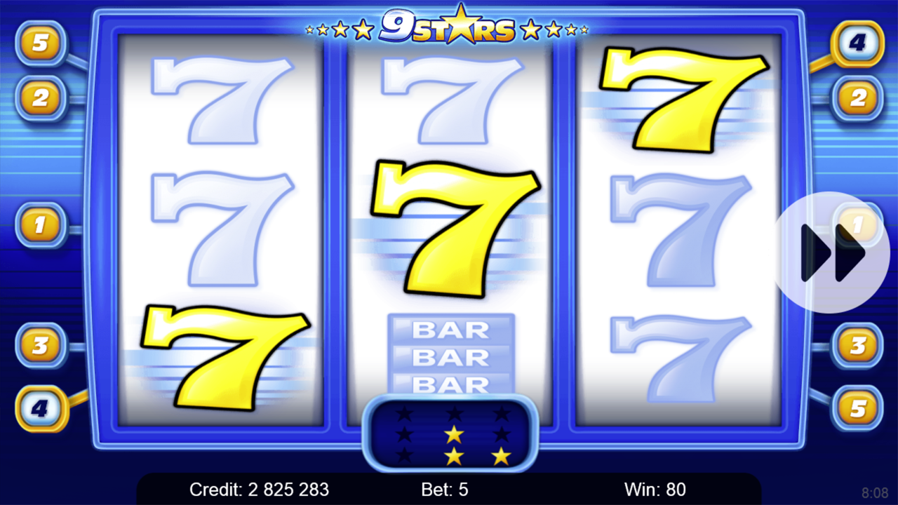 9 STARS Win