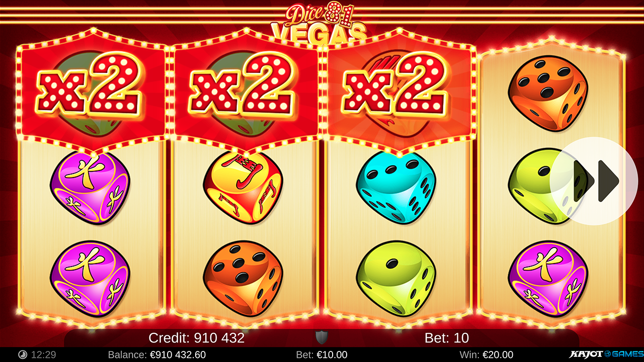 Dice Vegas screenshot 01