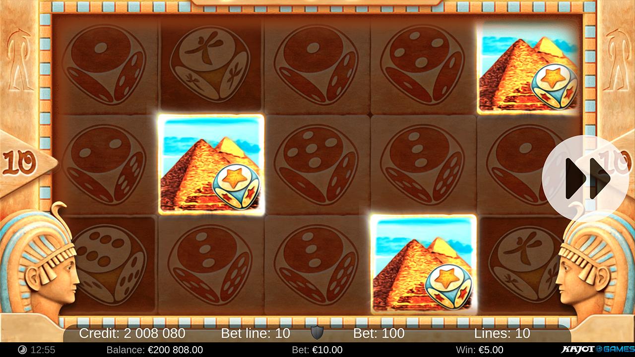 Dice of Egypt screenshot 05