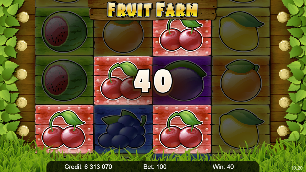 FRUIT FARM Win A