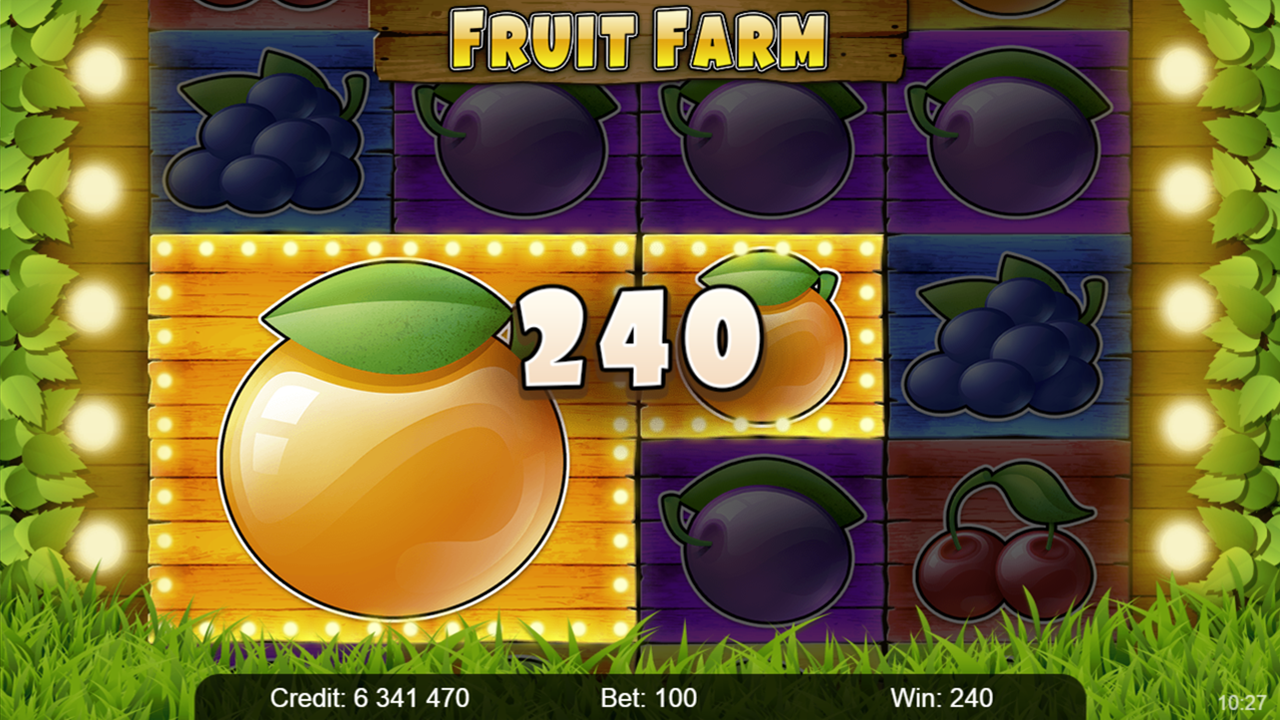 FRUIT FARM Win B