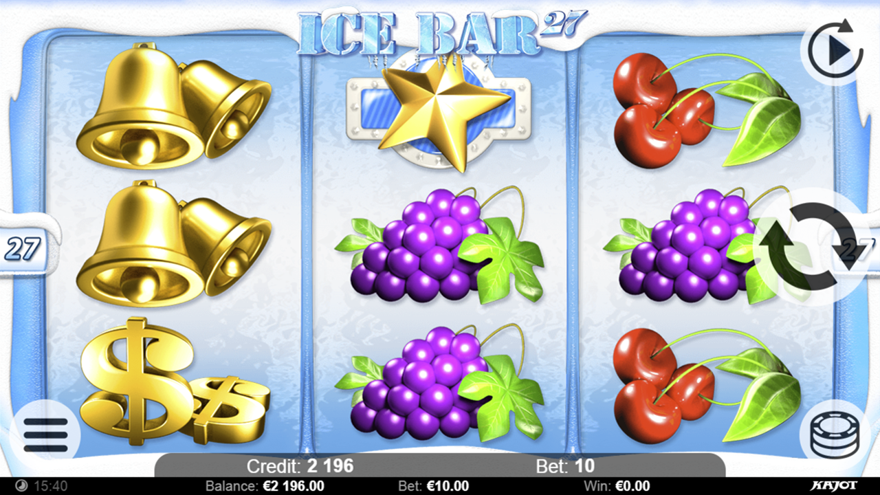 ICE BAR 27 Basic