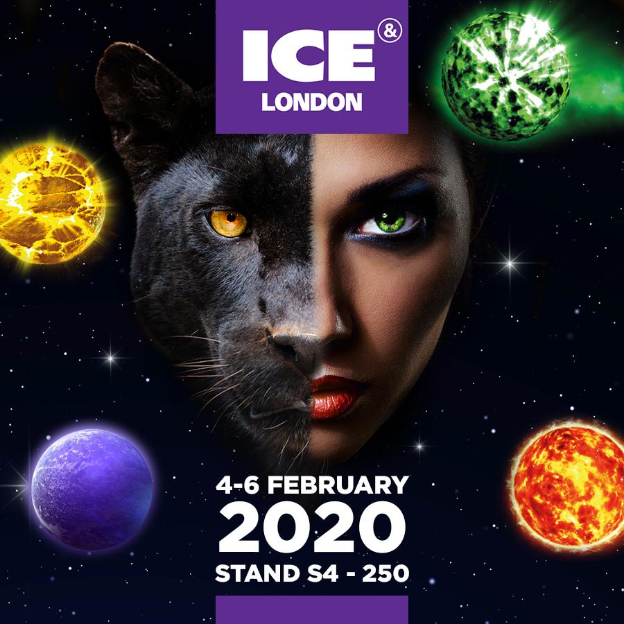 ICE London 2020 invitation