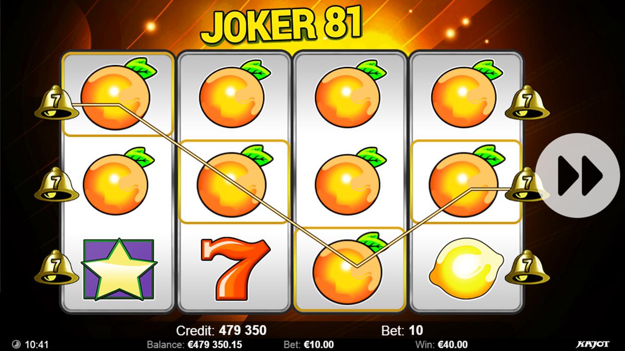JOKER 81 Win