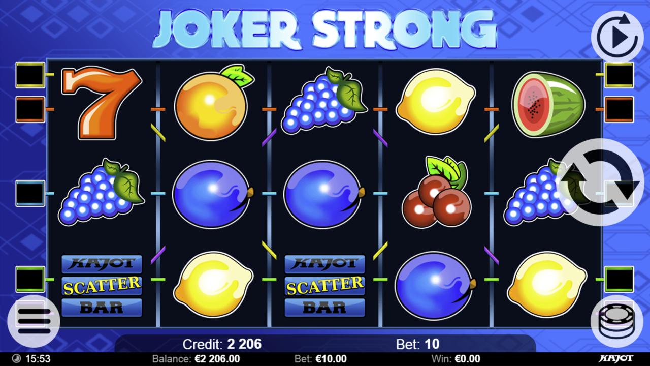 JOKER STRONG Basic