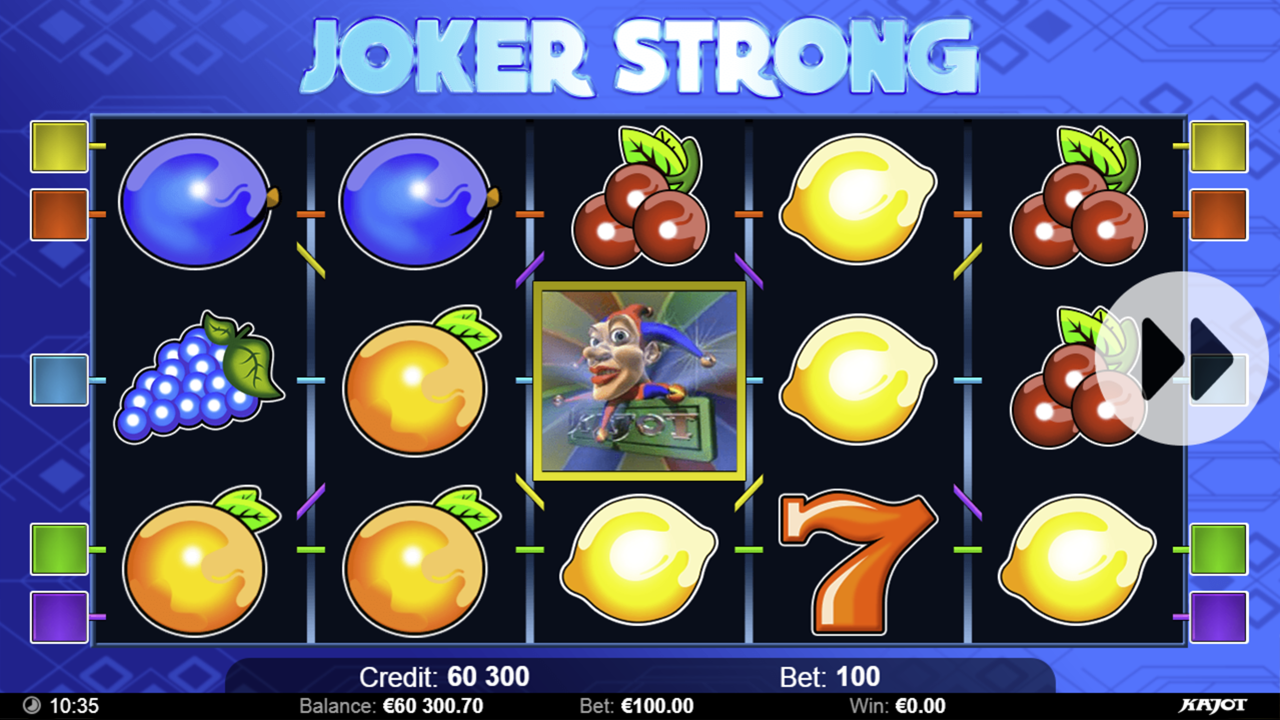 JOKER STRONG Joker