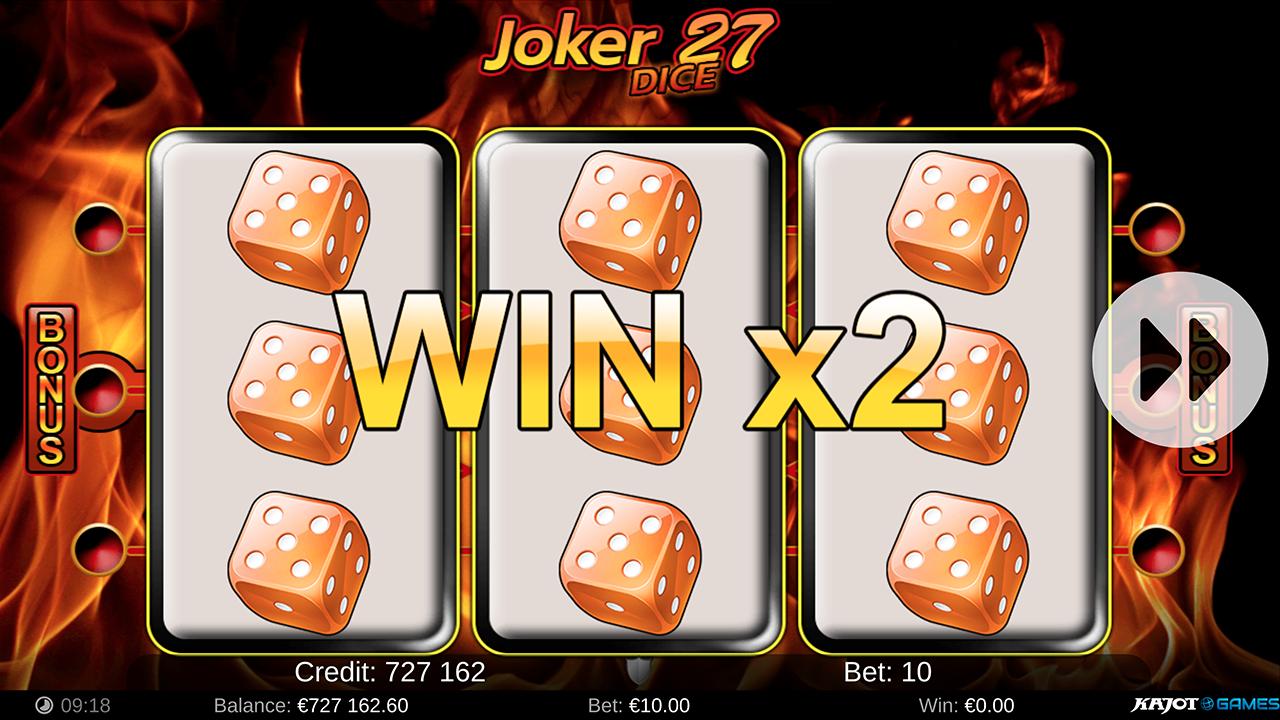 Joker 27 Dice screenshot 05