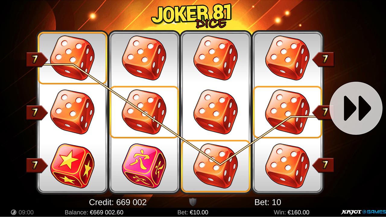 Joker 81 Dice screenshot 04