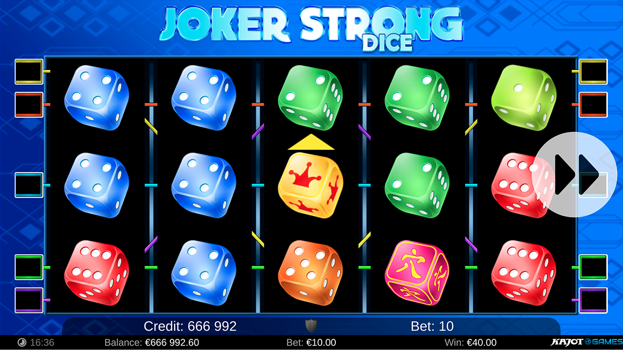 Joker Strong Dice screenshot 01