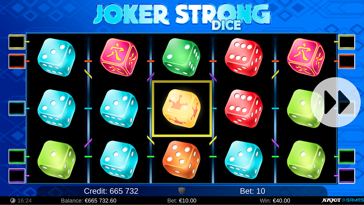 Joker Strong Dice screenshot 02