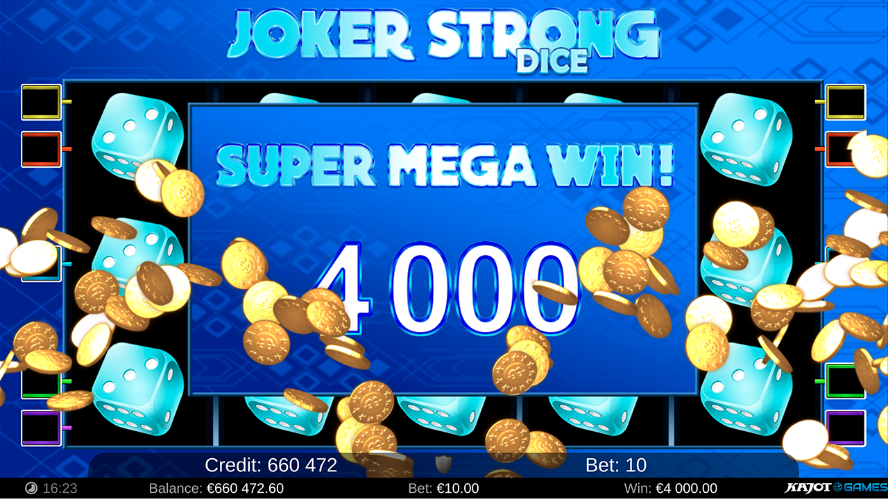 Joker Strong Dice screenshot 03