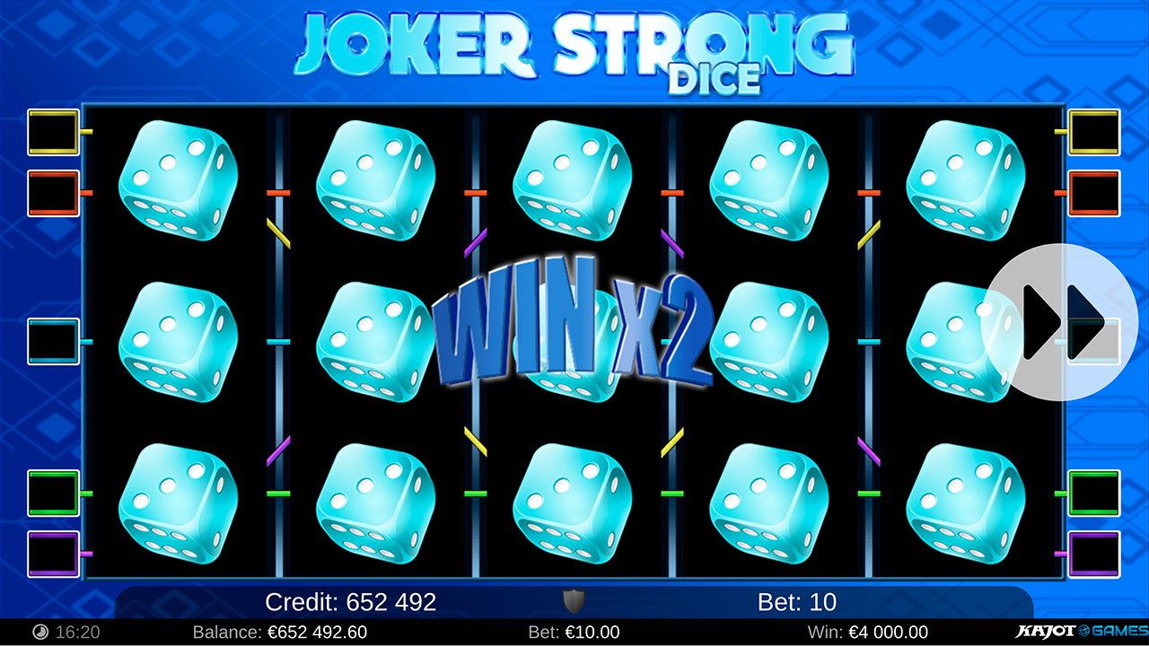 Joker Strong Dice screenshot 04