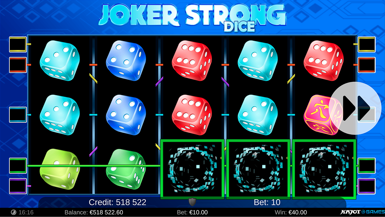 Joker Strong Dice screenshot 05