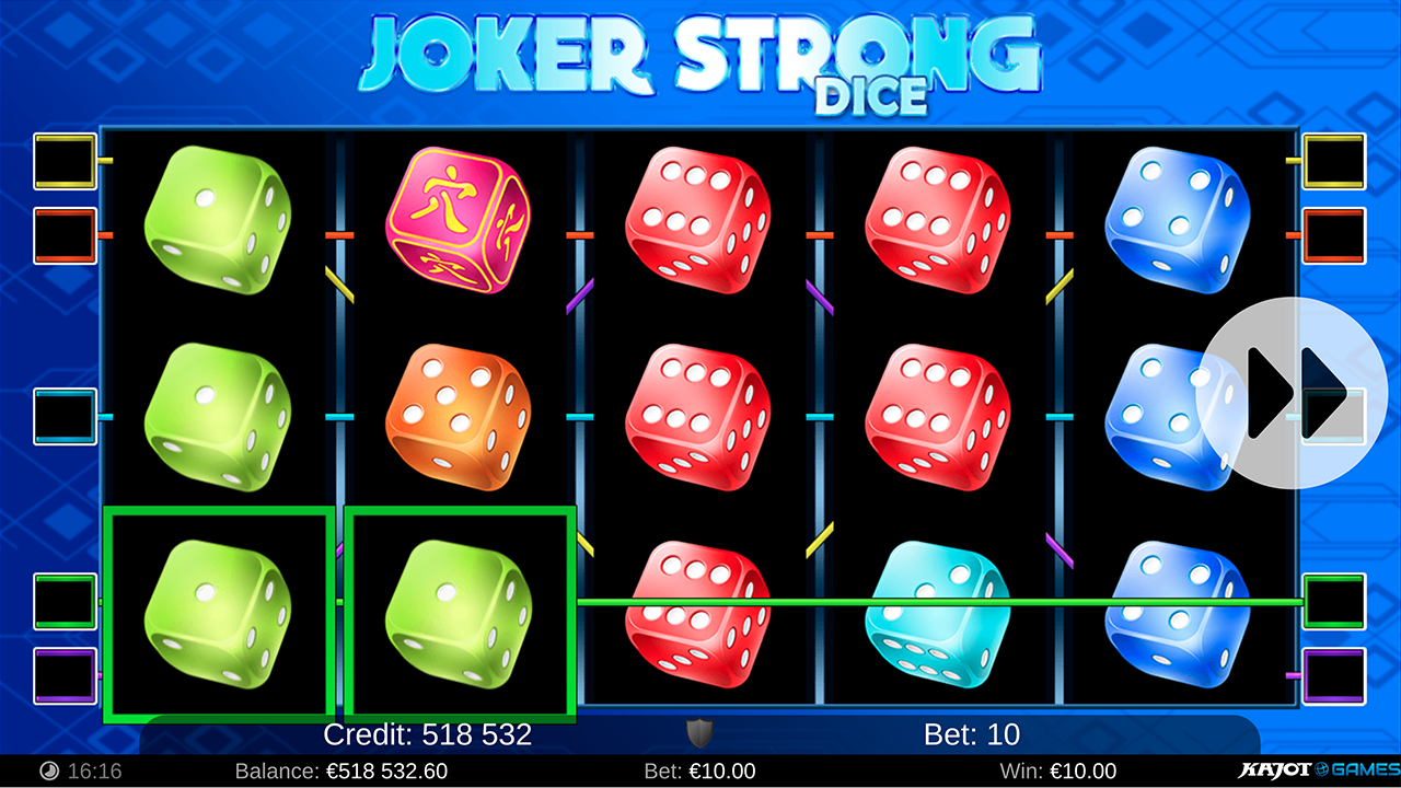 Joker Strong Dice screenshot 06