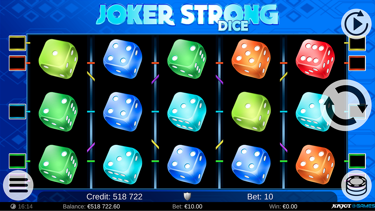 Joker Strong Dice screenshot 07