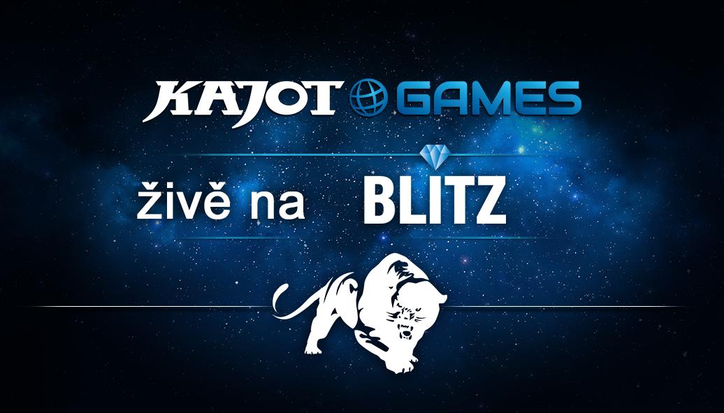 Kajot Games live at Blitz thumbnail