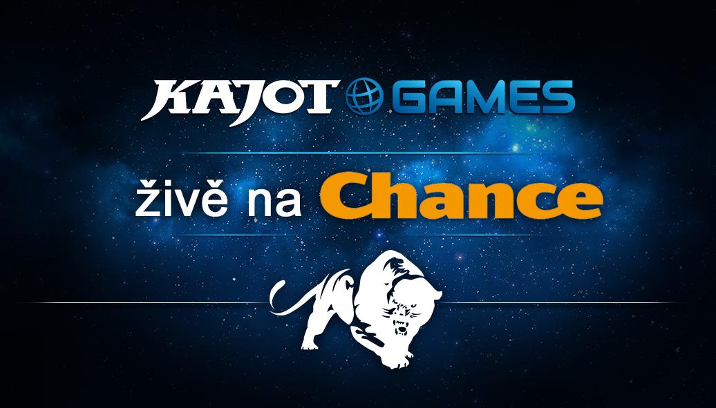 Kajot Games live at Chance thumbnail