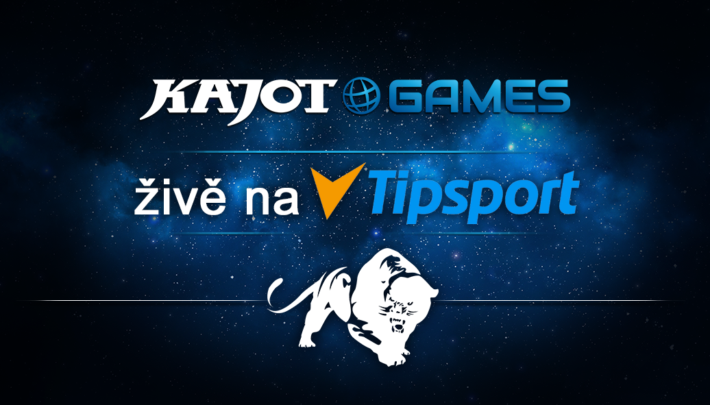 Kajot Games live at Tipsport thumbnail