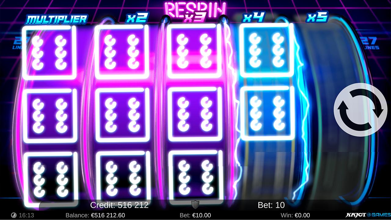 Neon Dice screenshot 02