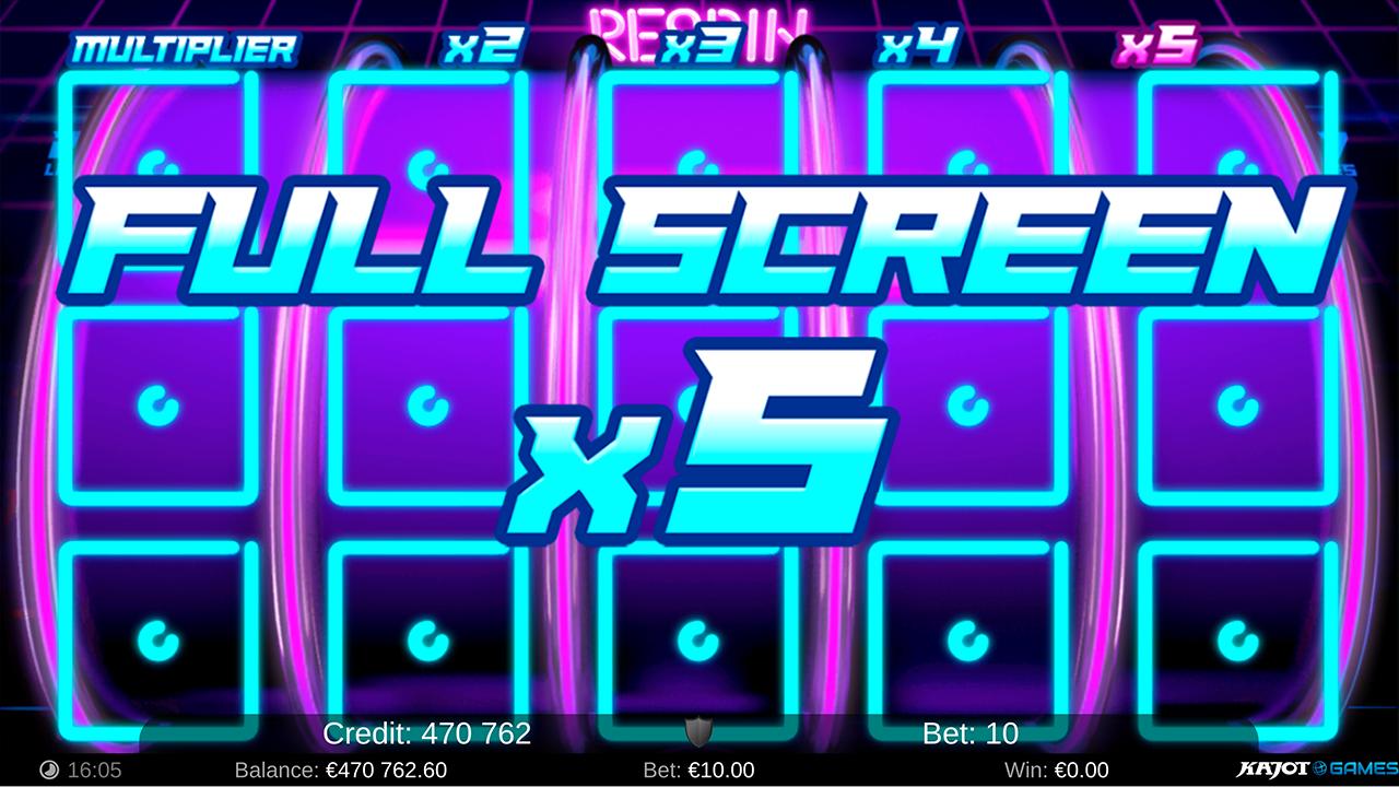 Neon Dice screenshot 03