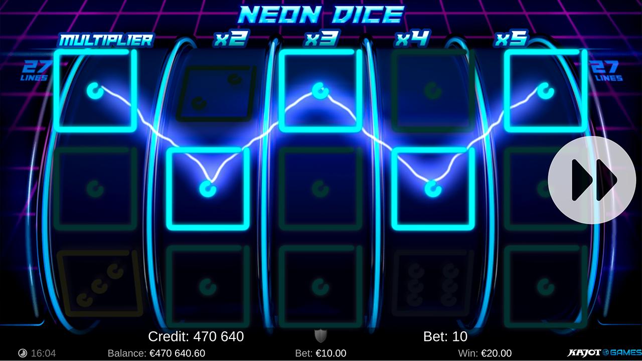 Neon Dice screenshot 05