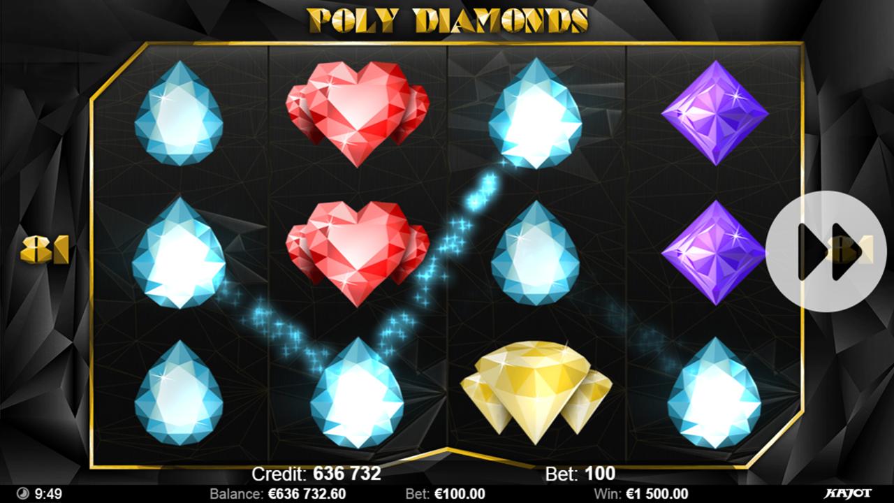 POLY DIAMONDS Win A