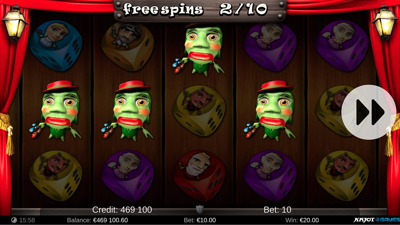 Pupper Show Dice screenshot 04