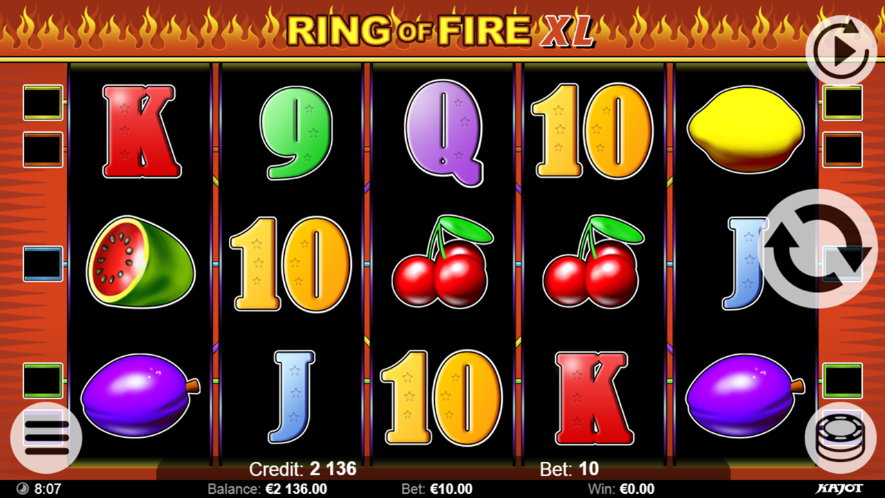 RING OF FIRE Basic
