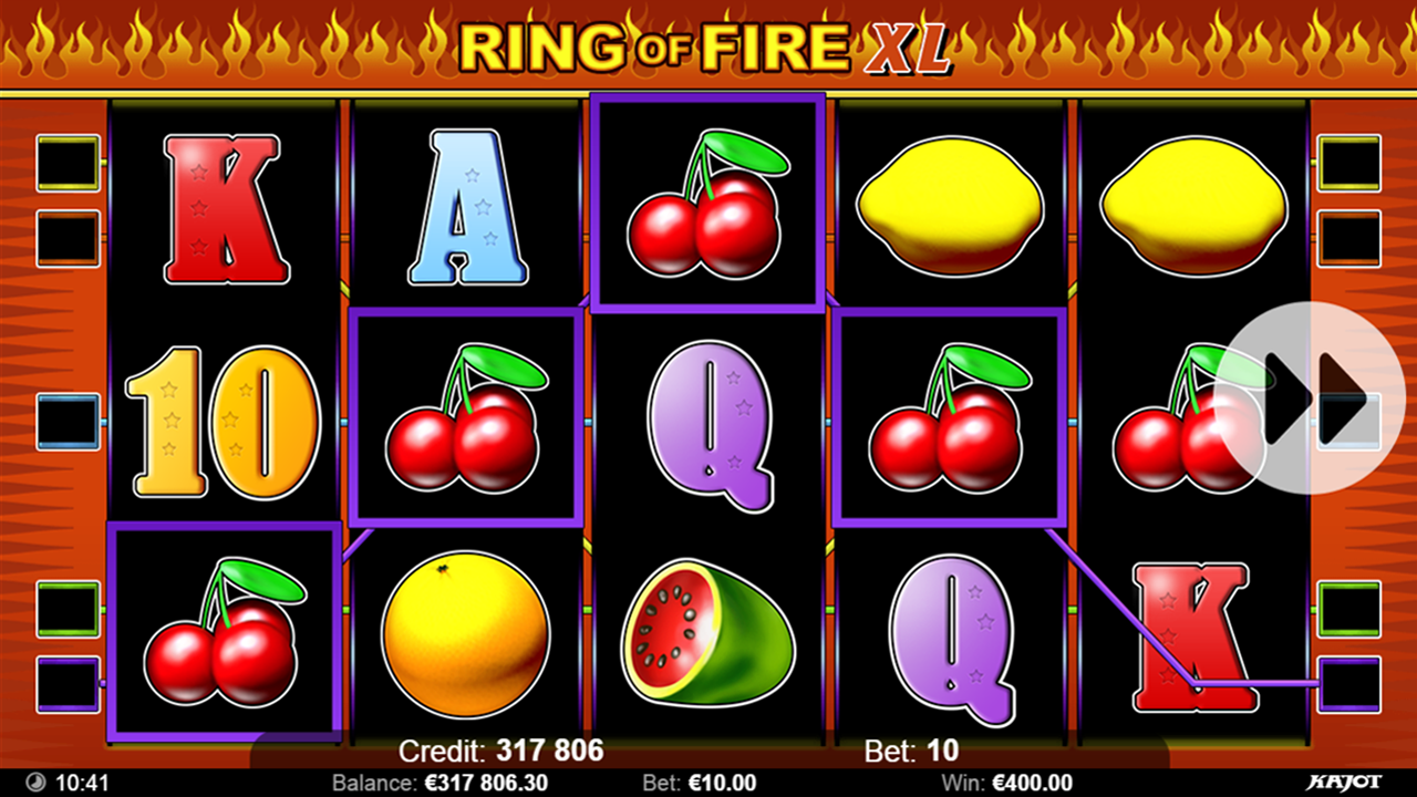 RING OF FIRE Win