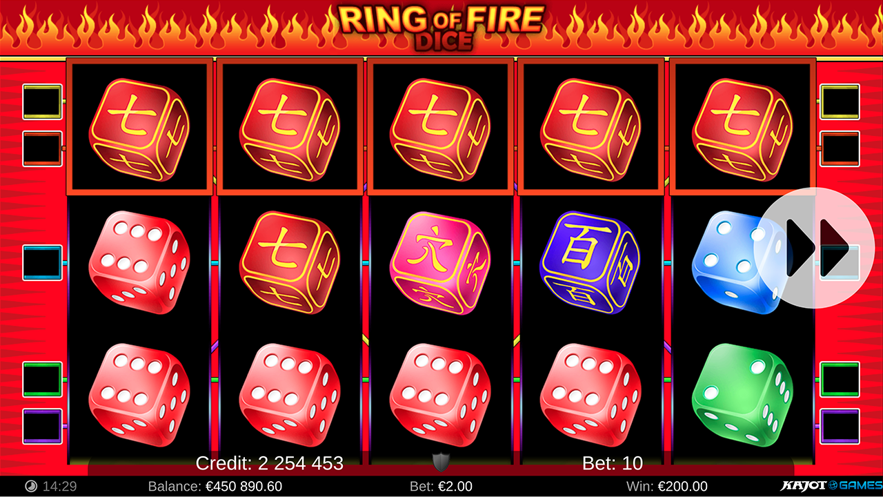 Ring of Fire Dice screenshot 01