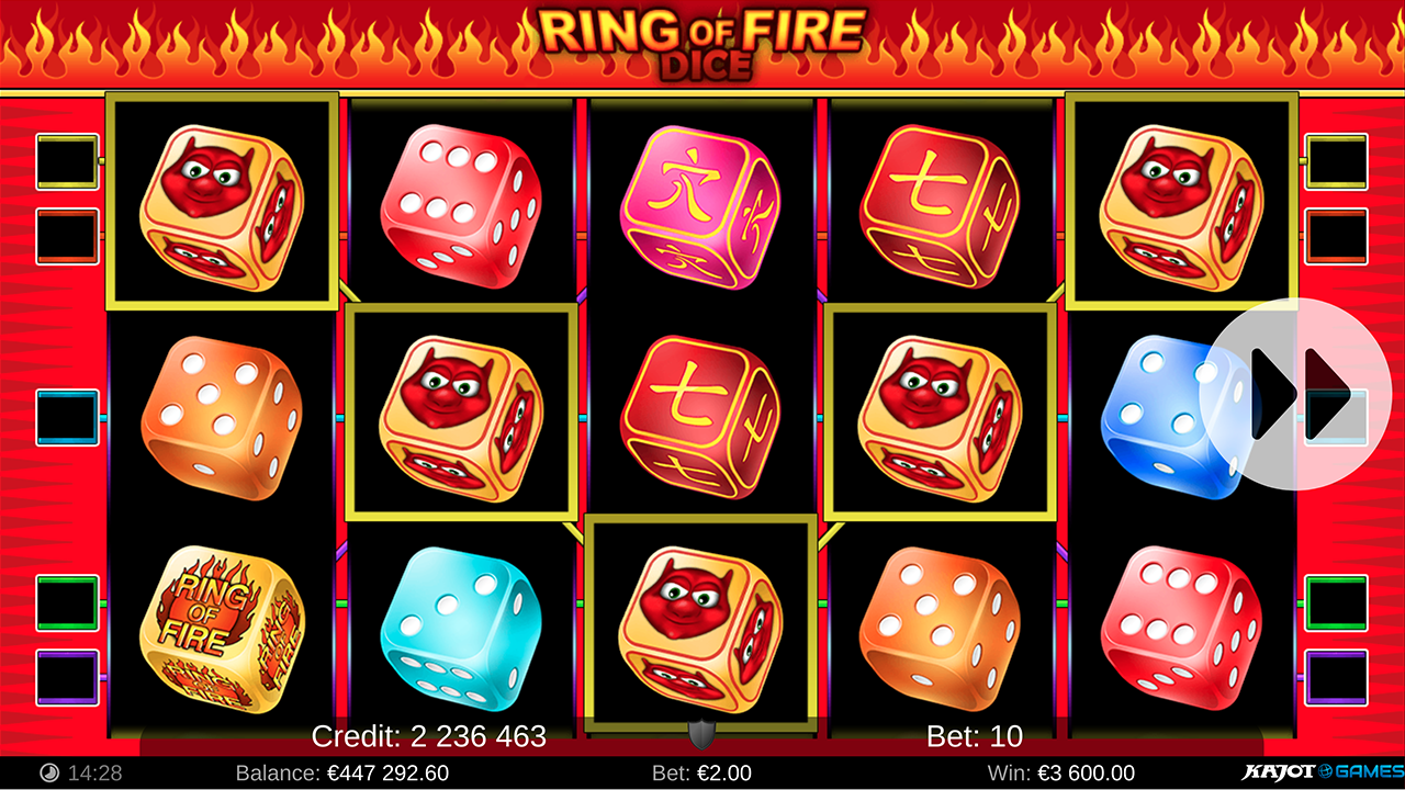 Ring of Fire Dice screenshot 02