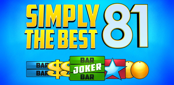 Simply The Best 81 thumbnail