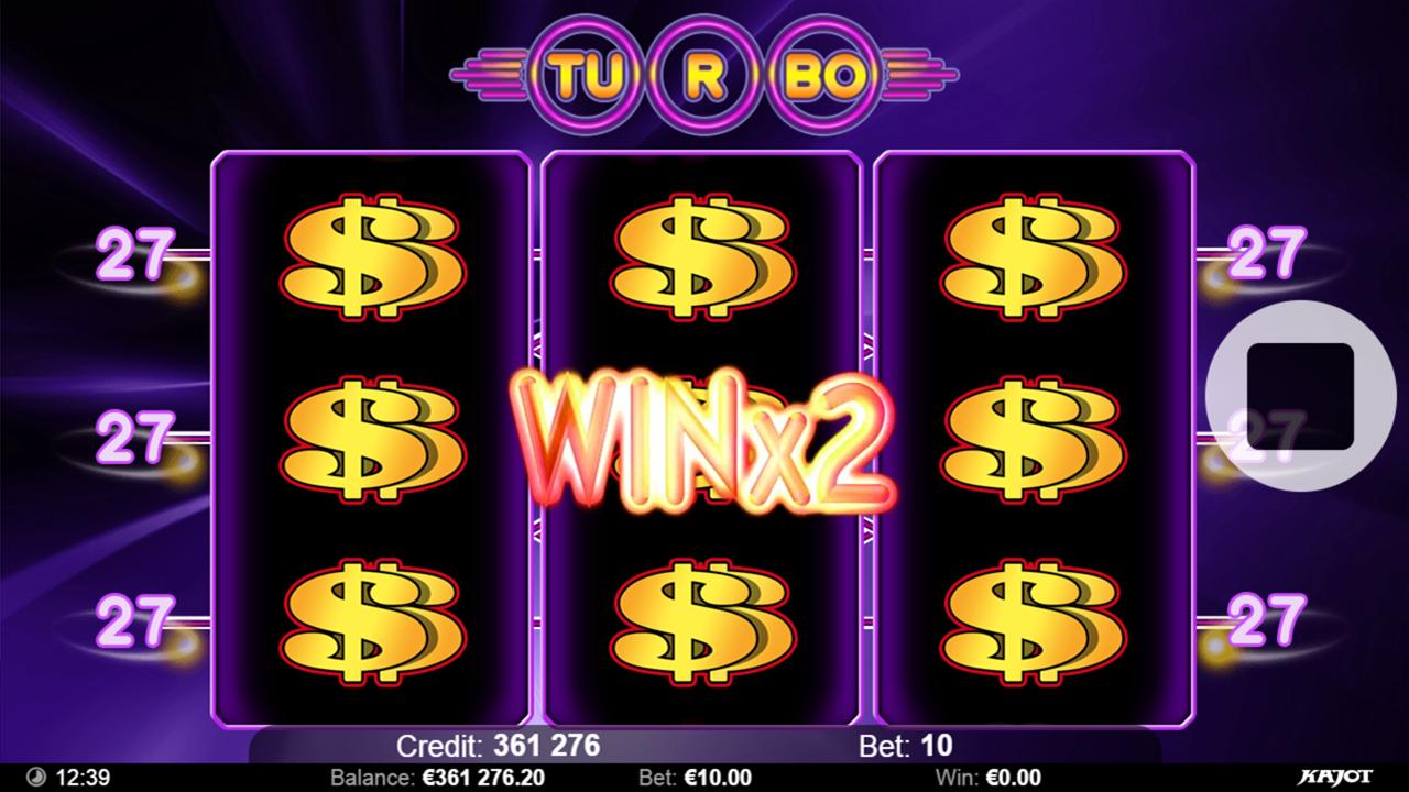 TURBO 27 Win x2