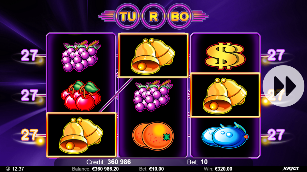 TURBO 27 Win