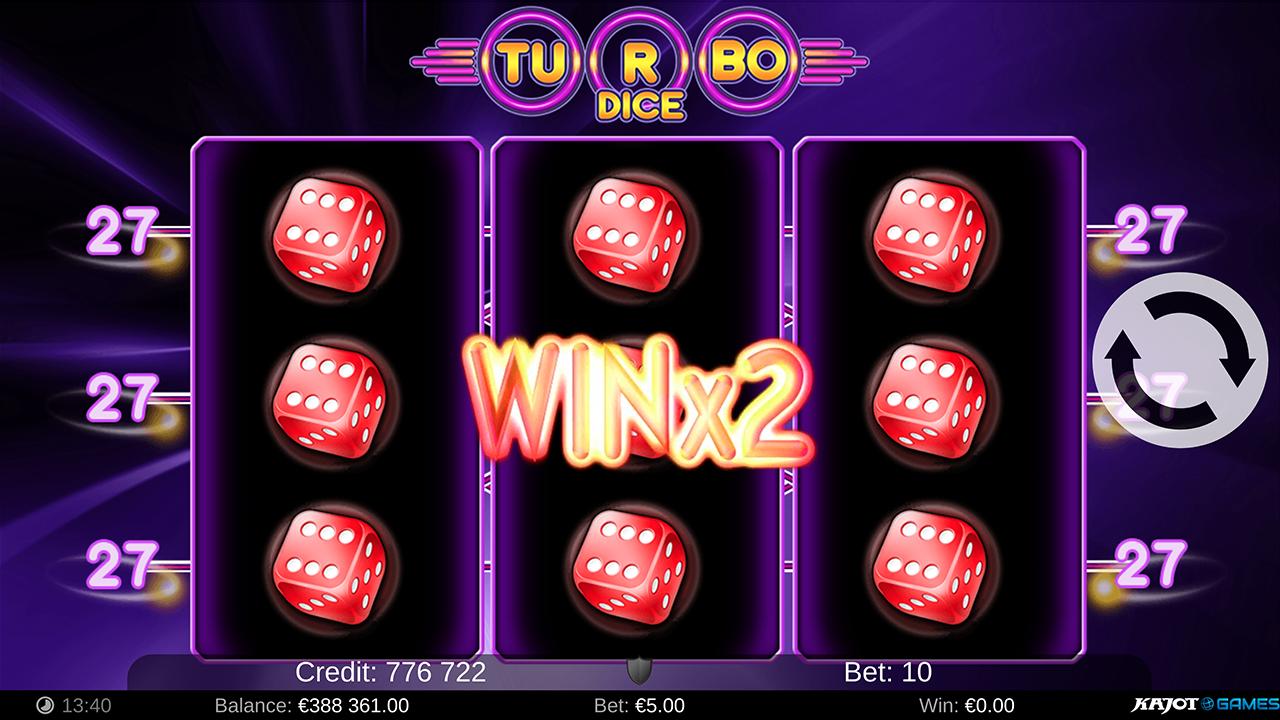 Turbp 27 Dice screenshot 01