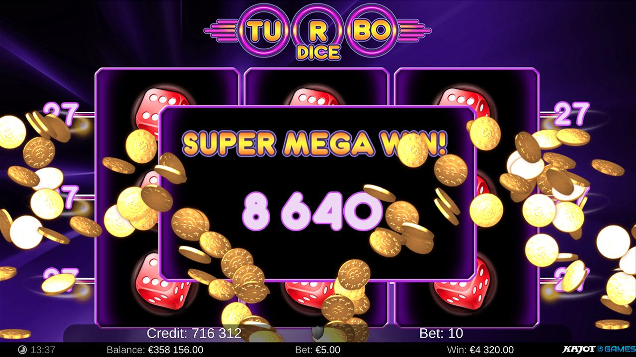 Turbp 27 Dice screenshot 02
