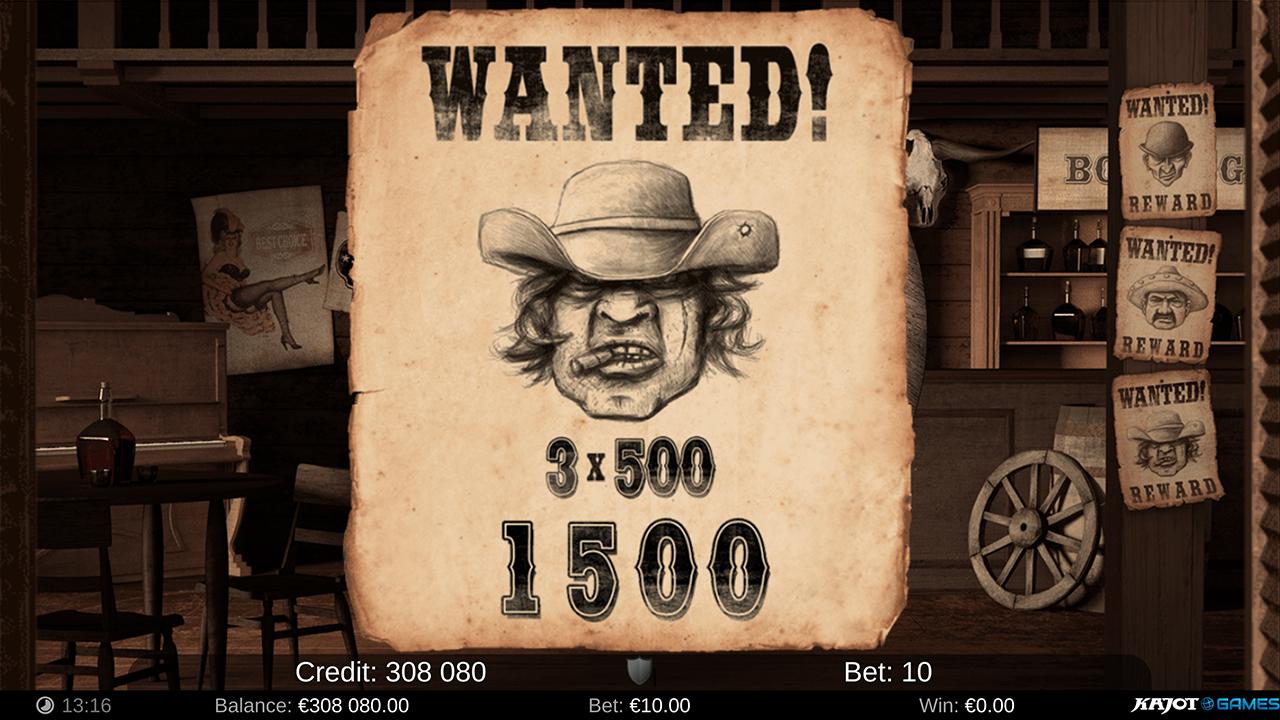 Wanted Dice screenshot 04