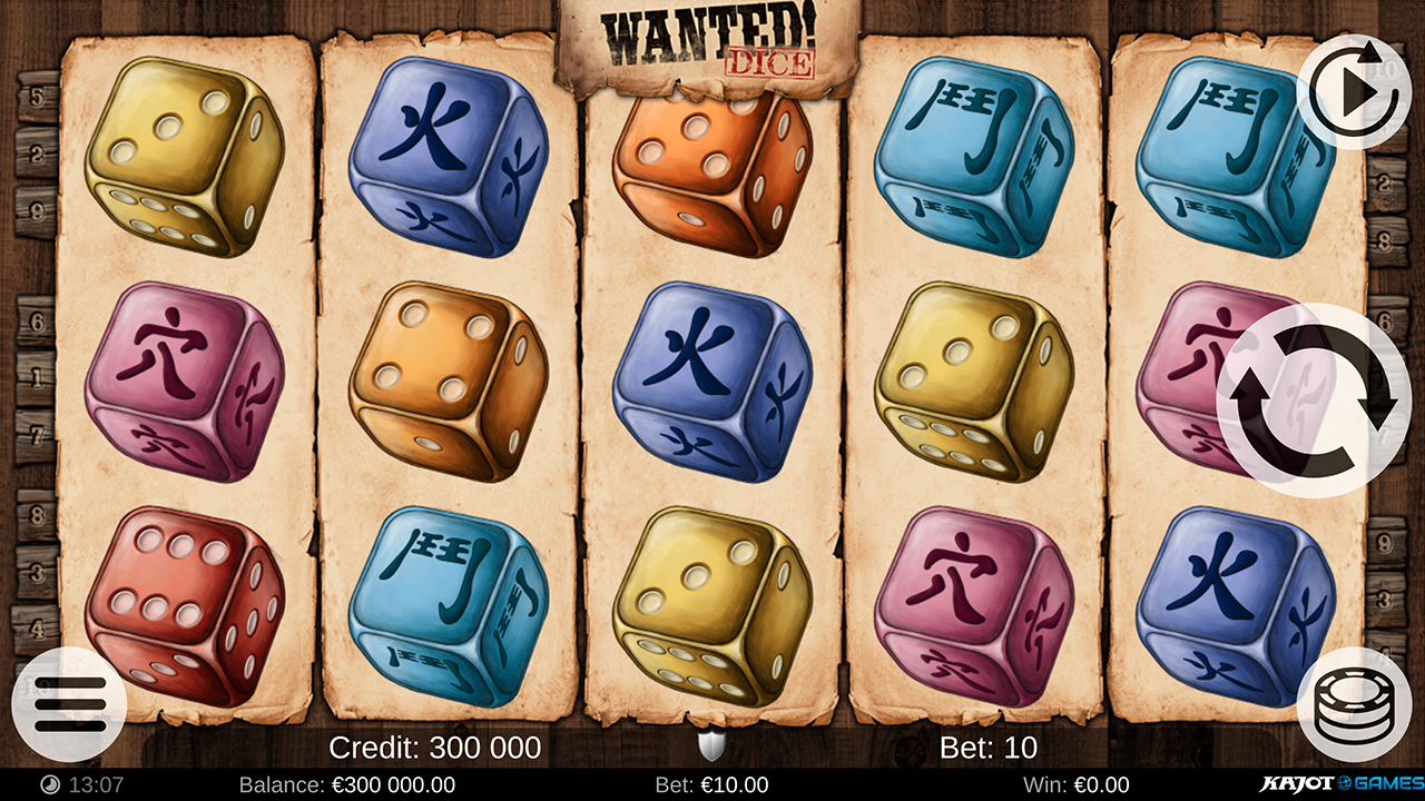 Wanted Dice screenshot 08